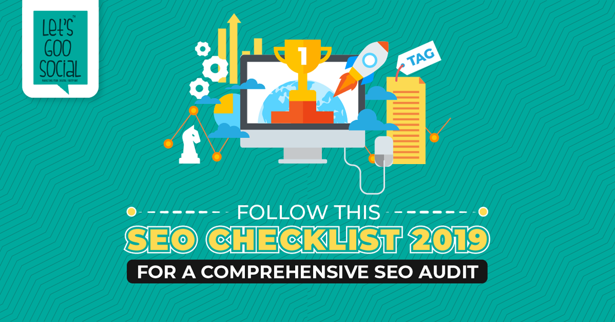 Updated] SEO Checklist For 2019 | The Complete On & Off Page