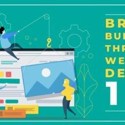 Best brand building tips through web design in 2020